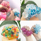Squishy Mesh Crystal Grape Ball Squeeze Anti Stress Toy Autism ADHD Kids Adult on eBay
