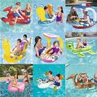 Childrens Kids Inflatable Ride On Swimming Paddling Pool Float Beach Toy Lilo