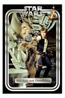 Star Wars Classic Han and Chewie Poster New - Maxi Size 36 x 24 Inch $21.38 CAD on eBay