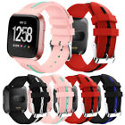 For Fitbit Versa!Quick Release Replace Wrist Band Strap Bracelet w/Metal Clasp