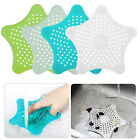 Bathroom Kitchen Silicone Sink Strainer Hair Stoppers Mesh Filter Cover Drainer