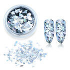 6g Women Lady Nail Sequins Chameleon Triangle 3D Nail Art Decoration DIY Party T