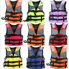 New Kids Adult Life Jacket Swimming Rafting Snorkeling Vest