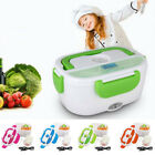 Best Portable Electric Heated Car Heating Lunch Box Stove Travel Food Warmer A2