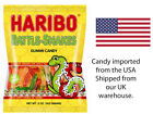 INPORTED FROM THE USA HARIBO RATTLE SNAKES CANDY SWEETS KIDS WEDDING PARTY