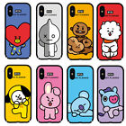 BT21 Study Planner Funny Phone Cases for Samsung S8 Iphone X Kpop Theme