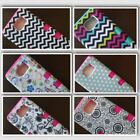 For Samsung Galaxy NOTE 5 Hybrid Armor Rugged Rubber Defender Hard Case Cover