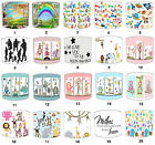Children`s Wall Art Lampshades Ideal To Match Children`s Wall Murals Wall Decals