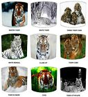 Lampshade Ideal To Match Tiger Duvets Tiger Wallpaper Tiger Cushion Tiger Decals