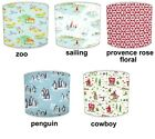 Lampshades Ideal To Match Cath Kidston Duvets Cath Kidston Curtains & Cushions.