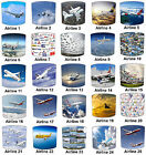 Lampshades Ideal To Match Airline Airplanes Duvets Planes Wall Decals & Stickers