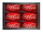 Retro Coca Cola Classic Fizzy Soft Drink Poster Pub Bar Restaurant Picture Print $72.24  on eBay