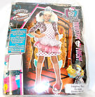 Rubies Monster High Exchange Lagoona Blue Child Costume Dress Arm Leg Fins Shoe