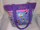 Ariel Eric LIttle Mermaid duffle diaper bag handbag tote purse personalize it