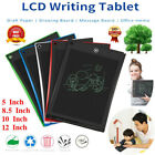"10"" 12"" LCD Electronic eWriter Graphic Drawing Tablet Writing Pad Painting Board"
