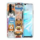 Silicone Phone Case Back Cover Funny Cute Animals - S1656