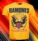 New The Ramones Mondo Bizarro 1992 Tour Men's Vintage Classic T-shirt   image