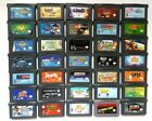 Authentic Gameboy Advance Games Play on GBA SP DSL ~ Kirby Sonic Disney Mario