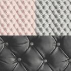 Arthouse Desire Geometric Heavy Weight Luxury Faux Leather 3d Effect Wallpaper