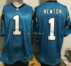 CAM NEWTON Carolina PANTHERS Home NIKE Limited COLOR RUSH Throwback Jersey S-2XL on eBay