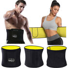 Yoga Slim Waist Trainer Belt Wrap Fat Burner Body Shaper Wor
