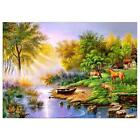 Full Drill DIY 5D Diamond Painting Hand Embroidery Cross Stitch Kit Home Decor