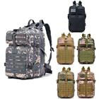 40L Outdoor Hiking Camping Backpack Neutral Military Tactical Rucksack Daypack