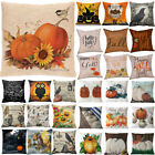 Halloween Christma Pillow Cover Decor Pillow Case Sofa Waist Throw Cushion Cover