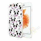 Little Panda Hard Case Cover For Various Mobile Phones iPhone Samsung OD82-10
