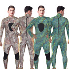 Men's 3mm Camouflage Camo Wetsuit for Scuba Free Diving Spear Fishing Snorkeling