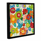 ArtWall Silvia Vassileva 'Decorative Flowers Bright Crop' Ga