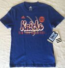 NBA New York Knicks Basketball - adidas Girl's T-Shirt- Size: Small, Large or XL on eBay