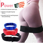 Gym Sports Hip Resistance Circle Band Booty Squat Glute Peach Yoga Strap Fitness image
