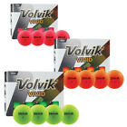 2018 Volvik Vivid Golf Balls NEW