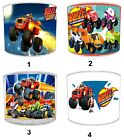 Blaze Lampshades Ideal To Match Blaze & The Monster Machines Quilts & Bedspreads