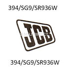 JCB 394 SG9 SR936W Silver Oxide SWATCH Watch Batteries Use By Date 2020