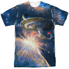 Authentic Star Trek TNG Next Generation Enterprise Front Sublimation T-shirt top on eBay