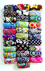 Vera Bradley Hard Sunglass Eyeglass Clamshell Case Choice of