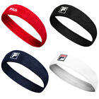 FILA Headband Sport Stirnband Trainings Kopfband Jogging Fitness Accessoire neu