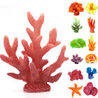 Artificial Resin Coral For Aquarium Fish Tank Underwater Ornament 13 Styles