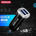 JOYROOM Dual USB Car Charger Power Adapter Cable for Android iOS Tablet 3.1A $5.8 USD on eBay