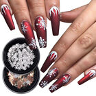 Nail Glitter Sequins Holographicss Silver Star Nail Art Decoration  Design