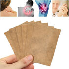 1 10Pcs Ginger Patch Neck Knee Pad Pain Relief Herbal Body Detox Health Care