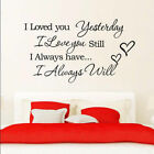 Home Wall Decal Word Vinyl Rem...