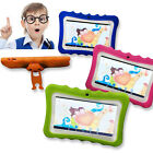 "7"" Kids Tablet Wifi Camera Game Learning Android Quad Core Children Tablets PC"