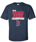 Boston Red Sox 2018 World Series Champions T-Shirt on Ebay