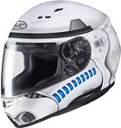 HJC CS-R3 Stormtrooper Star Wars Street Helmet $202.21 CAD on eBay