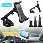 Car 360°Rotations Suction Mount Holder Stand for Cell Phone Tablet iPad GPS