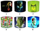 The Grinch Lampshades Ideal To Match The Grinch Duvet Covers, Grinch Wall Decals