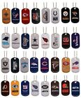 (1) NFL LOGO DOGTAG  TEAM DOGTAG W/CHAIN CHOOSE YOUR TEAM COWBOYS STEELERS RAMS